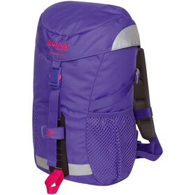 Bergans Nordkapp Daypack 18l Kids, light primulapurple/hot pink